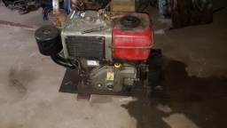 Máquina de perfuração de poços artesianos