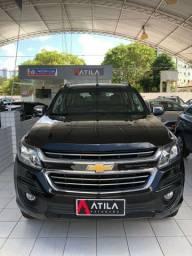 Chevrolet trailblazer LTZ 2017 4x4 diesel  câmbio automático extra!!!
