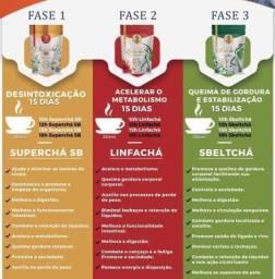 Super chá SB 3 fases