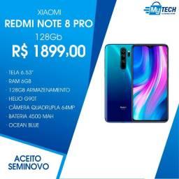 Celular Xiaomi Redmi Note 8 PRO 128Gb Azul