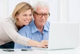 Informática para terceira idade