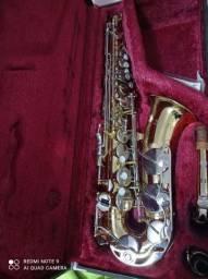 Saxofone alto Yamaha As 100 japan