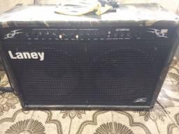 Cubo amplificador guitarra laney 2x12
