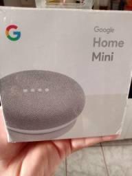 Caixinha de som Google