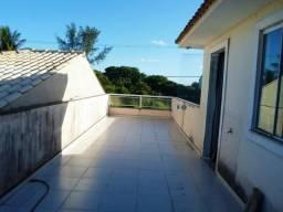Casa duplex com piscina no Bairro Terra Firme.