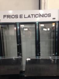 Refrigerador 3 portas BIBIANE