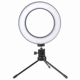 Iluminador Ring Light 16cm:
