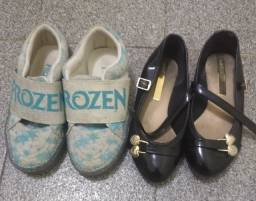 Sandália tamanho 29