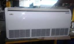Ar Condicionado Piso teto 48.000 btus/h - estado de novo com garantia