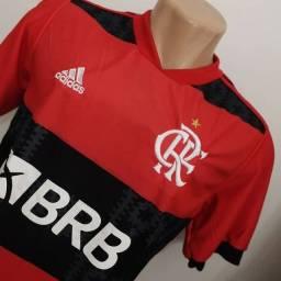 Camisa do Flamengo Home 2021 Pronta Entrega