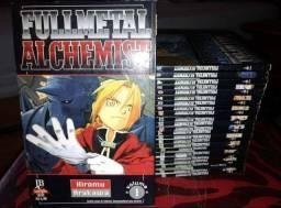 Mangás Fullmetal Alchemist de 1 ao 23 + número 42