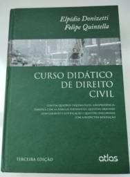 Livro Curso Didático de Direito Civil