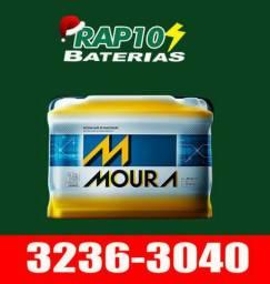 ** Bateria Nova - 60AH