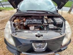 Peugeot 307 1.6 com Teto (Sucata Retirada de Peças)