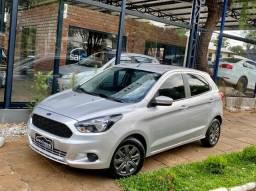 Ka SE Hatch Motor 1.5 Único Dono 4 Pneus Novos Impecável!!