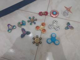 Kit 12 Spinners