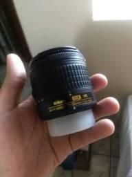 Lente Nikon 18-55mm