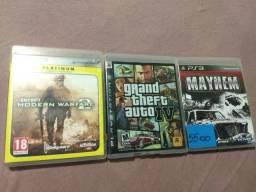 Vendo jogos PS3