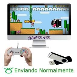 Super Nintendo Portátil 2100 Jogos - 2 Controles Promoção