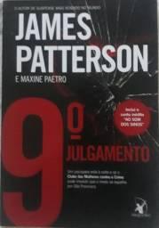 O 9° Julgament, livro em bom estado