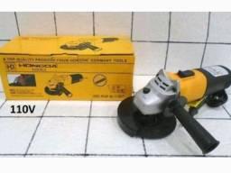 Lixadeira Esmerilhadeira Angular 650W 115mm