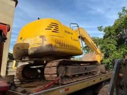 Escavadeira Lishide SC80.8 / 2015 (8 toneladas)