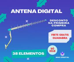 Antena digital 4k