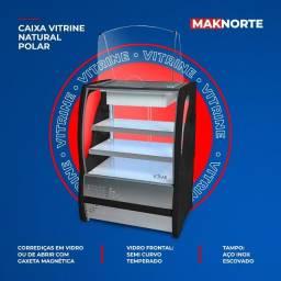 Título do anúncio: Caixa Vitrine Natural Polar