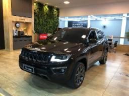 Jeep Compass S 4x4 Diesel Automática 2021 com Teto Solar Top!!