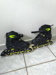 Patins Oxer First Wheels - In Line - Ajustável