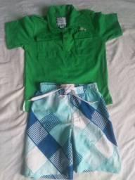 Vendo roupas infantil