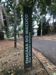 Terreno 800mts² na Chacara do Macuco