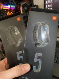 MiBand 5 (pronta entrega)