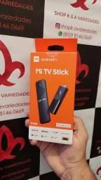 TRANSFORME SUA TV EM SMARTV com Mi Tv Stick Xiaomi
