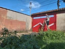 Serralheria, motores,pinturas de portão.