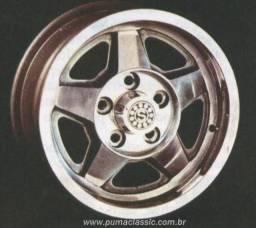 """Rodas Scorro S12 14"""" Opala, Puma, Alfa Romeo"""
