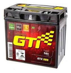 Bateria eletrica 5-Amperes GTI