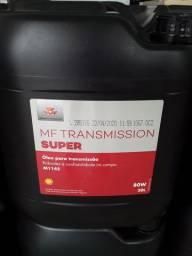 Óleo 80W para caixa SHELL 20 litros R$ 312,00