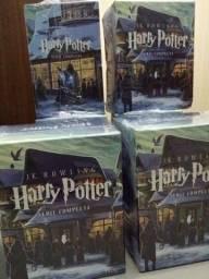 Coleção Harry Potter Box 07 Livros #Presentes (+ dois marca páginas)
