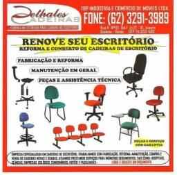 Reforma de cadeiras peças e conserto