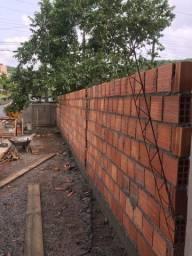 Construções de muros