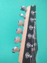 Guitarra Ibanez Mikro (tamanho reduzido) troco em celular
