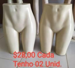 Manequim Feminino vários modelos e preços