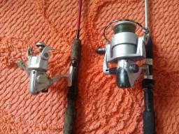 Varas de pescas