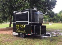 Trailer Food Truck R$ 23.000,00