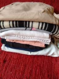 Lote roupa feminina novas e usadas !