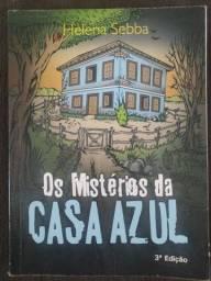 Os mistérios Da casa Azul