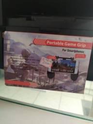 Suporte de celular para vídeo game
