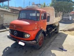 Caminhão 1113 caçamba 1979