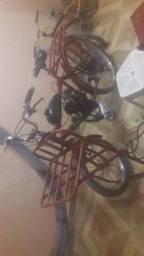 Vendo ou troco bicicleta de moto